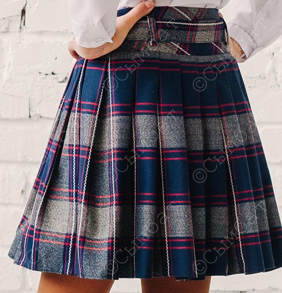 Шотландка Юбка